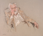 Retrato de Juan Luis León Roca